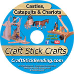 Castles Catapaults and Chariot Construction Kit
