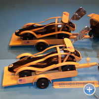 Derby Car Craft Kits